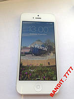 Apple iPhone 5 16Gb Wite NEVERLOCK Original