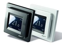 DEVIreg ™ Touch - комнатный терморегулятор с сенсорным дисплеем