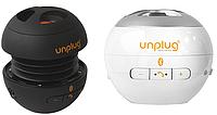 Портативная MP3 колонка с микрофоном Unplug Wireless Bluetooth BT 3W