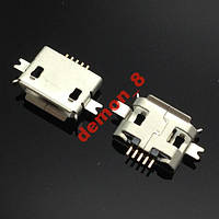Коннектор зарядки для китайских телефонов №7