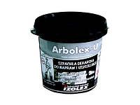 ARBOLEX U Битумно-каучуковая мастика усиленная волокнами ремонт и герметизации 1кг