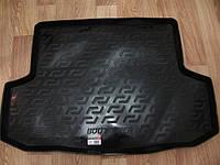 Коврик в багажника Шевроле Авео седан 2006, 2007, 2008, 2009, 2010, 2011, 2012