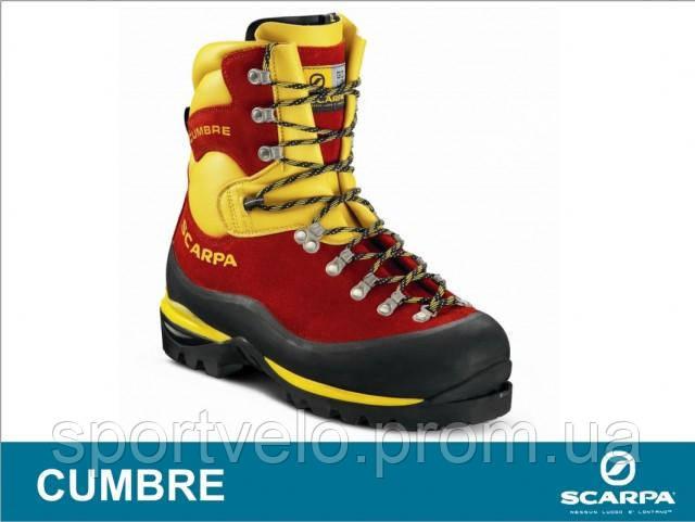 Обувь для альпинизма Scarpa CUMBRE с Германии/ 37 размер - sportvelo в Закарпатской области