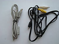 USB +TV Кабель Olympus  12-pin