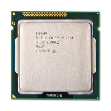 Процессор Intel Core i5-2300 2.80GHz/6M/5GT/s (SR00D) s1155, tray