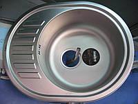 Мойка кухонная Haiba 570х450мм микродекор.