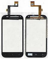 Сенсор HTC C520e one SV /T326e чёрный