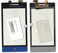 Сенсор HTC A620e Windows Phone 8S синий