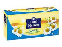 Трав'яний чай Lord Nelson Ромашка 25 пакетів Німечч.