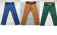 Котоновые брюки на мальчика лето от 1,5 до 11 лет!