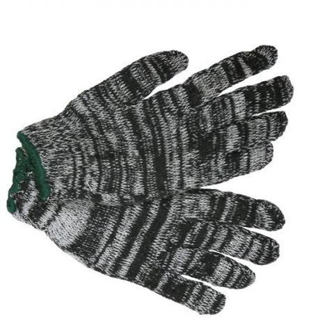 Перчатки рабочие серые