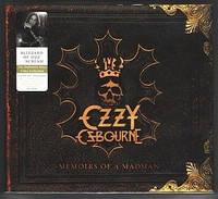 CD 'Ozzy Osbourne -2014- Memoirs Of A Madman'