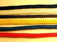 Шнур вязаный (полиэстр) для одежды d5