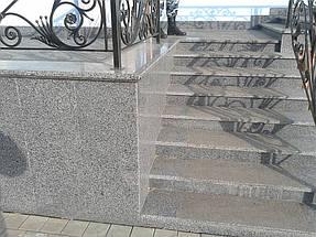 Лестницы из гранта, строительство крыльца 2