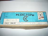 РЕЗИСТОРЫ МЛТ-0,25 68ком 5% (ЛОТ-50ШТ)