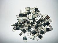 КТ863Б транзистор NPN (10А 30В) 50W (h21Э >70 (ТО220)
