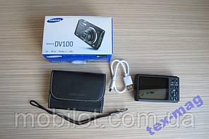 Фотоаппарат Samsung DV100 Black (FR-1172)