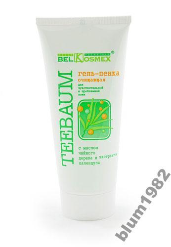 Гель-пенка очищающая для чувствит и проблемн кожи
