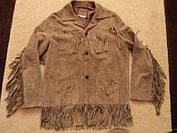Куртка кожаная для Harley Davidson р. L ( MEXICO )