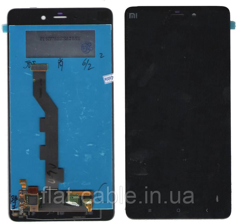 Дисплей + сенсор Xiaomi Mi Note Чёрный
