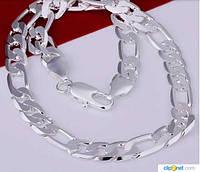 Цепочка якорная мужская серебро925