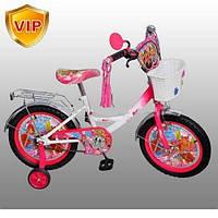 Детский двухколесный велосипед Винкс