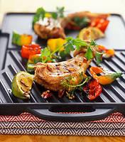 Сковорода-гриль: советы и рецепты.