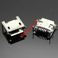 Коннектор зарядки для китайских телефонов №1