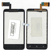 Сенсор HTC T328D Desire VC чёрный