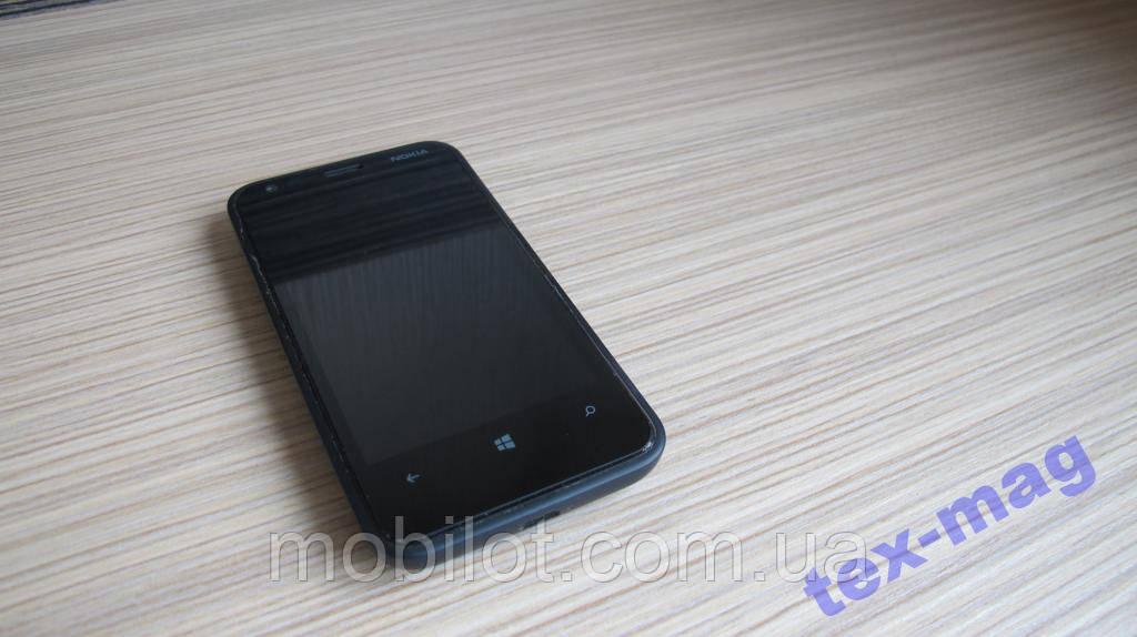 Мобильный телефон Nokia Lumia 620 Black (TZ-1286)