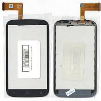 Сенсор HTC T328w Desire V чёрный