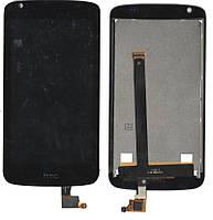 Дисплей + сенсор HTC Desire 326G черный