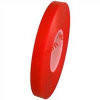 Скотч 3 м - длинна 50 м (1мм) красный