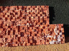 Каменные обои форма из Суперэластика для производства искусственного камня «Матрица», Matrix 5