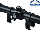 Пневматическая винтовка KANDAR WF600P 4,5мм оптика 3-7х28, фото 8