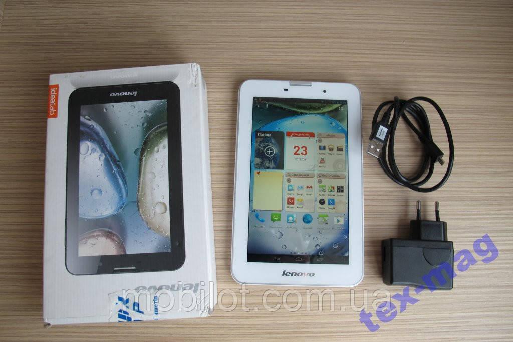 Планшет Lenovo IdeaTab A3000 16GB White