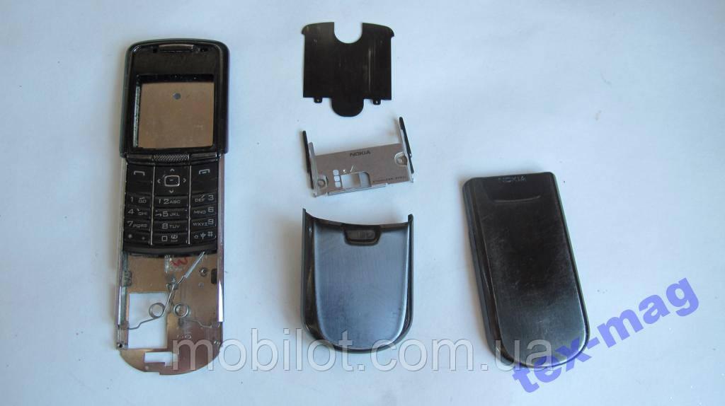 Корпус для Nokia 8800  Black Оригинал (TZ-934)