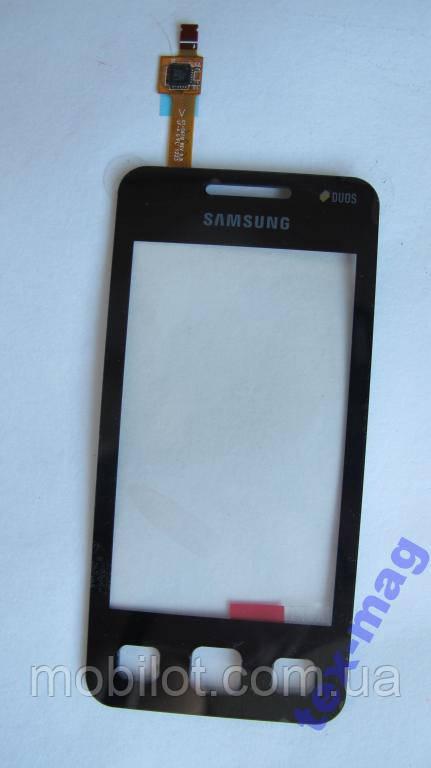 Тачскрин (сенсор) для Samsung star 2 duos c6712