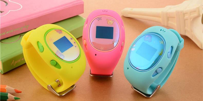 Детские часы с GPS-трекером G65 , фото 2