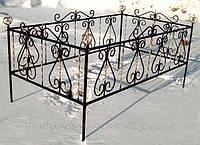 Оградка на кладбище  арт.рт 13, фото 1