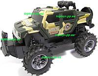 Машина на радиоуправлении Джип Hummer Хаммер военный, 18см, аккумулятор