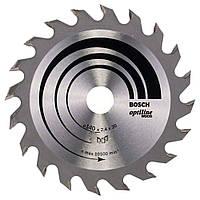Циркулярный диск Bosch 140x12.7 20 Optiline