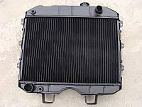 Радиатор основной УАЗ 452, 469 2 рядный алюм. (пр-во Россия)