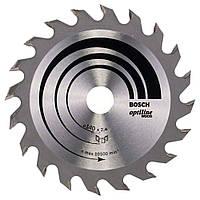 Циркулярный диск Bosch 140x12.7 30 Optiline