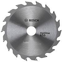 Циркулярный диск Bosch 150x20/16 18 Optiline ECO
