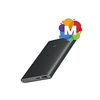 Power Bank MI 20000mAh 2USB(1A+2A)+LED фонарь
