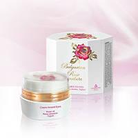 Крем вокруг глаз йогурт и роза Bulgarian Rose Signature