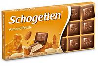 Шоколад Schogetten Almond Brittle