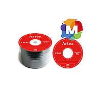 CD-R диски Artex 700 Mb 52x Bulk/50