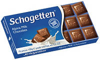 Шоколад Schogetten Milk Chocolate